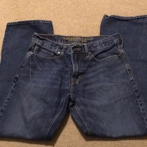 Mens American Eagle bootcut jeans 30x32